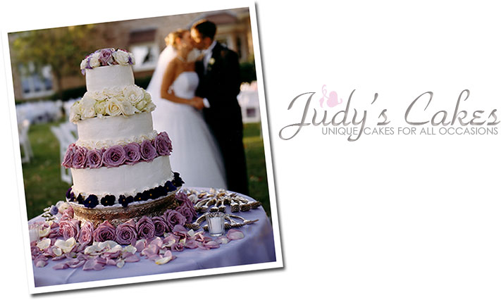 Judy's Cakes in Jacksonville, FL.